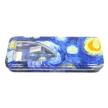 Daho Starry Night Pencil Case