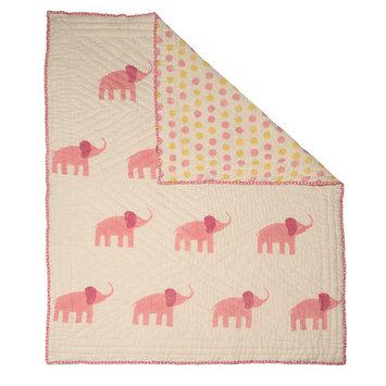Naaya By Moonlight Elephant Quilt