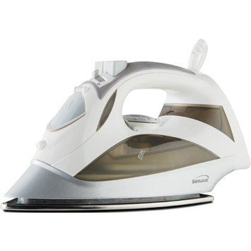 Brentwood Appliances Power Steam Iron Stainless Wht, Garment Care