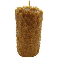 Starhollowcandleco Banana Nut Bread Pillar Candle Size: Tall Fatty 6.5
