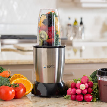 Living Well With Montel 1000W Personal Blender
