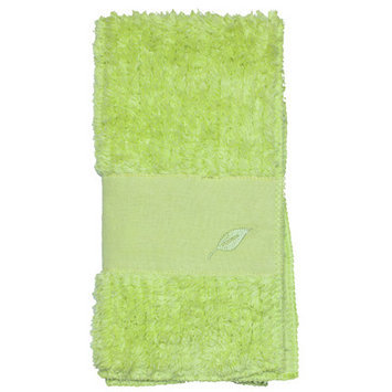 Janey Lynn's Designs Inc Hand Towel Color: Limealicious