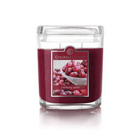 Colonial Candle Cranberry Spice 22 Oz. Oval. W