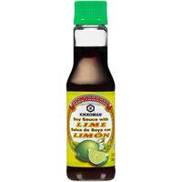 Kikkoman® Soy Sauce with Lime 5 fl. oz. Bottle