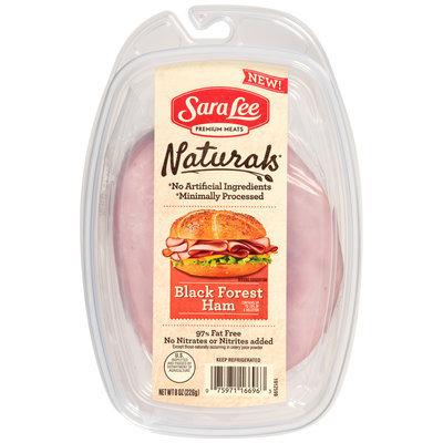 Sara Lee Naturals* Black Forest Ham 8 oz. Pack