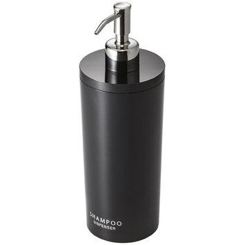 Rebrilliant Canel Shampoo and Soap Dispenser Finish: Black