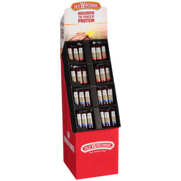 Old Wisconsin® 2 Assorted Premium Summer Sausage Display