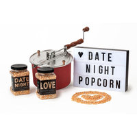 Wabash Valley Farms Whirley-Pop 9-Qt. Tub And Love Jar
