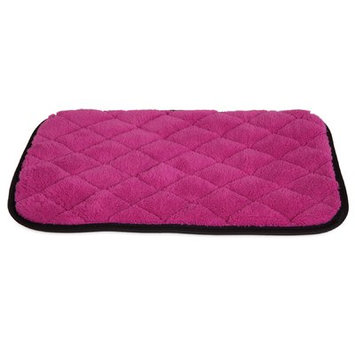 Jngy Quilted Cat Mat Color: Pink