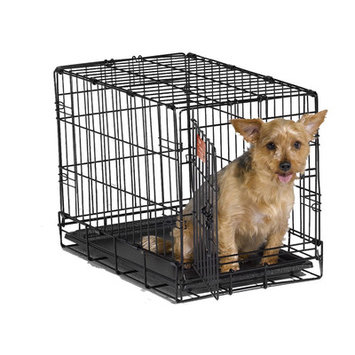 Midwest Homes For Pets Dog Single Door Pet Crate