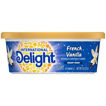 International Delight French Vanilla Creamy Yogurt