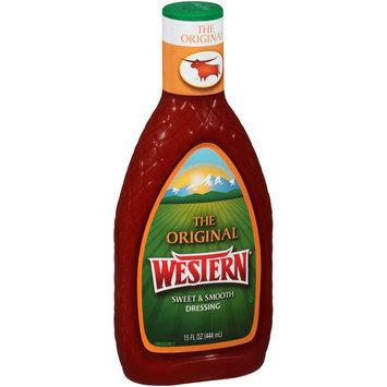 Western® The Original Sweet & Smooth Dressing 15 fl. oz. Bottle