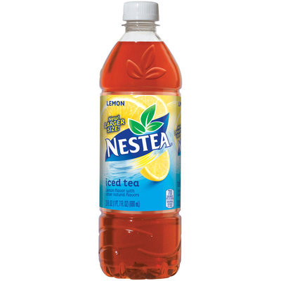 NESTEA Lemon Tea 23 fl. oz. Plastic Bottle