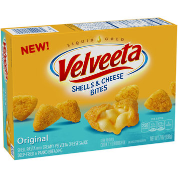 Velveeta Original Shells & Cheese Bites 7 oz. Box
