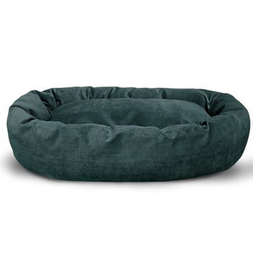 Majestic Pet Products, Inc. Suede Bagel Bolster Dog Bed Size: Large (40