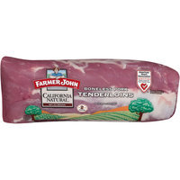 Farmer John Brand® California Natural® Boneless Pork Tenderloins 2 ct Pack