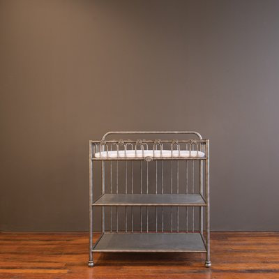 Bratt Decor Joy Changing Table Finish: Pewter