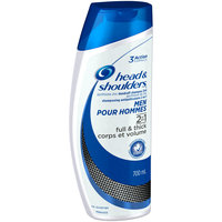 Head & Shoulders® Full & Thick 2 in 1 Dandruff Shampoo 700mL Bottle