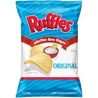 Ruffles® Original Potato Chips 25.12 oz. Bag