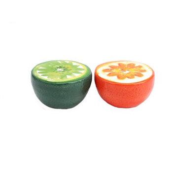 Hallmark Home & Gifts Fruit Salt & Pepper Set