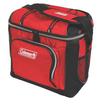 Coleman Cooler Soft 16 Can Red with Liner