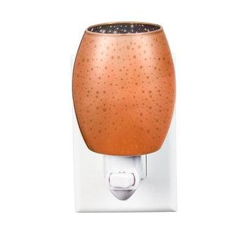 Cypress Stargazer Glass Night Light Color: Copper