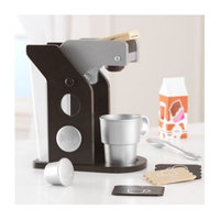 KidKraft Espresso Coffee Set