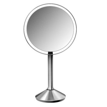 simplehuman Sensor Mirror, Sensor-Activated Mirror, 6.5