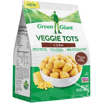 Green Giant™ Corn Veggie Tots 16 oz. Bag