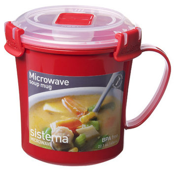 Rebrilliant Microwavable Soup Mug