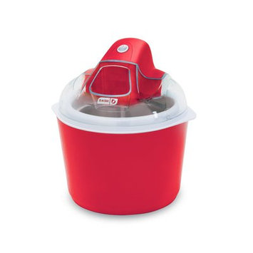 Dash Deluxe 1-Qt. Ice Cream Maker Color: Red