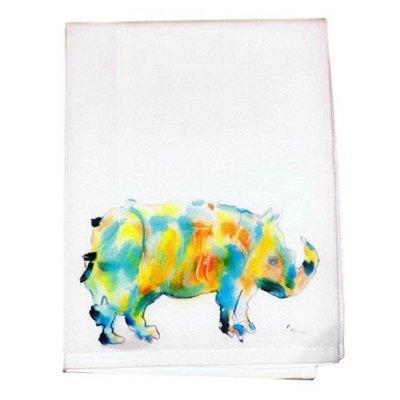 Betsy Drake Interiors Rino Hand Towel