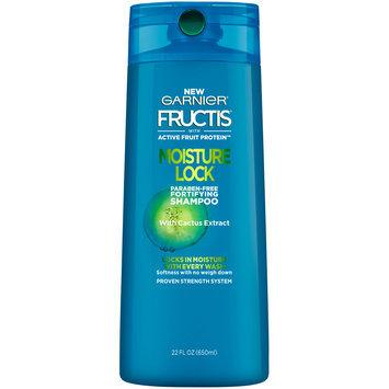 Garnier® Fructis® Moisture Lock Shampoo 22 fl. oz. Bottle