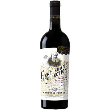 Gentleman's Collection Cabernet Sauvignon Wine 750mL Bottle