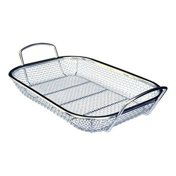 Culina? BBQ Basket. Stainless Steel, Rectangular: 15