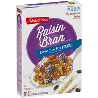 Malt-O-Meal® Raisin Bran Cereal 18.7 oz. Box
