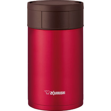 Zojirushi 19 Ounce Food Jar (Set of 12) Color: Red/Brown