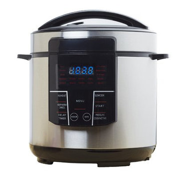 Brentwood 6 Qt. Electric Pressure Cooker