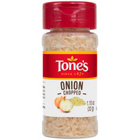 Tone's® Chopped Onion 1.10 oz. Shaker