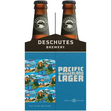 Descutes Brewery® Pacific Wonderland™ Lager 6-12 oz. Bottles