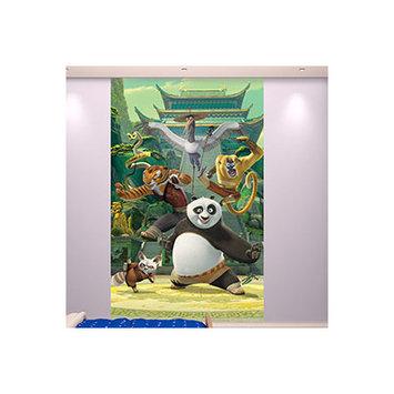 Computime Limited Kung Fu Panda Wall Mural