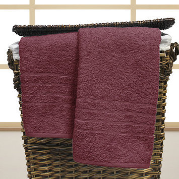 Charlton Home Spa Cotton Oversized Bath Sheet Color: Rose