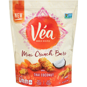 Vea Thai Coconut Mini Crunch Bars 5 oz. Pouch