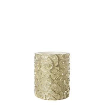 Amazing Flameless Candle Holiday Collection Flameless Pillar Candle, 4
