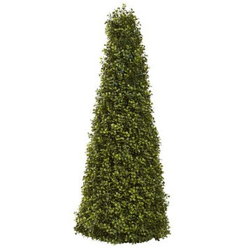 Darby Home Co Boxwood Cone Topiary