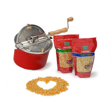 Wabash Valley Farms Whirley Popcorn Gift Set