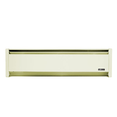 Cadet 1500W Softheat hydronic baseboard heater - White Sand RH Wire