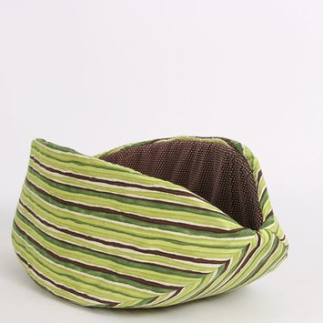 Thecatball Stripes Cat Canoe Modern Pet Bed