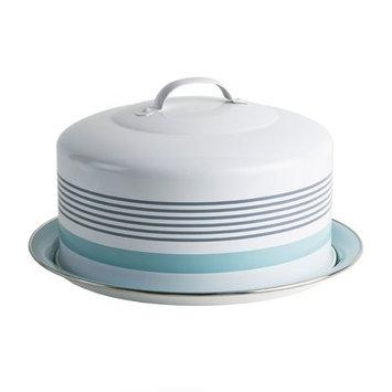 Jamie Oliver Round Cake Tin with Cover Lid and Handle