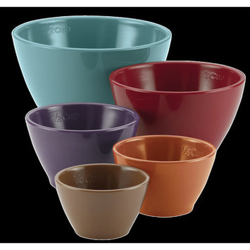 Rachael Ray 5 Piece Melamine Nesting Measuring Cups